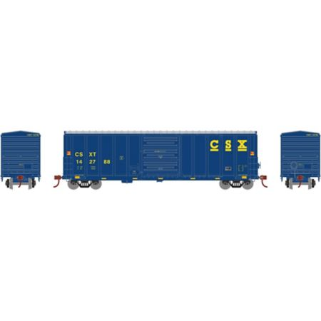 Athearn 15894 HO RTR 50' PS 5277 Box, CSX #142788 ATH15894