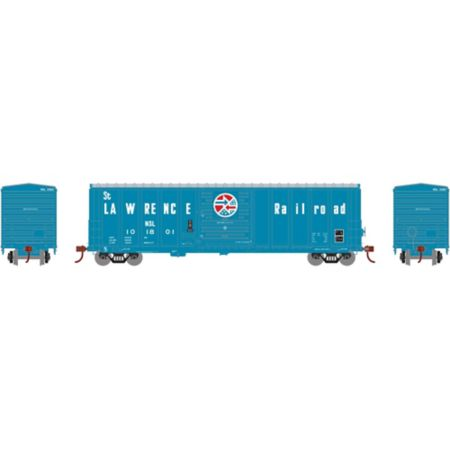 Athearn 15897 HO RTR 50' PS 5277 Box, NSL #101801 ATH15897