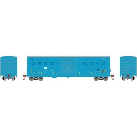 Athearn 15900 HO RTR 50' PS 5277 Box, E&LS #101691 ATH15900