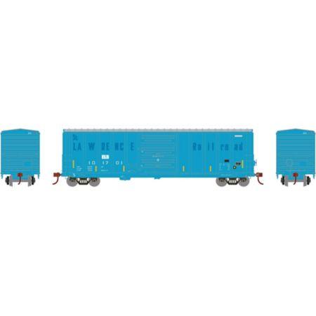 Athearn 15901 HO RTR 50' PS 5277 Box, E&LS #101701 ATH15901