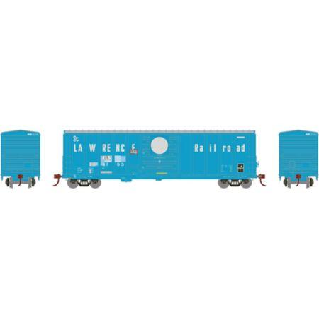 Athearn 15902 HO RTR 50' PS 5277 Box, E&LS#101765 ATH15902