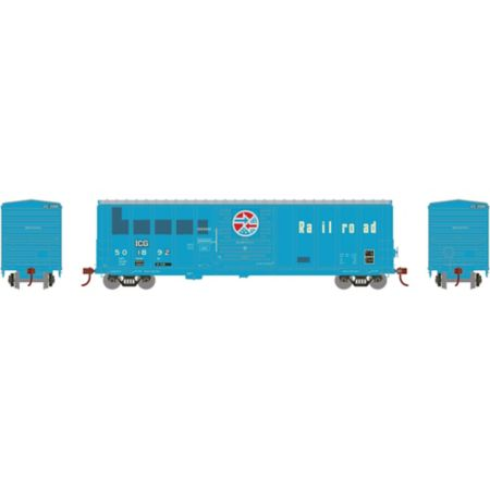 Athearn 15904 HO RTR 50' PS 5277 Box, ICG #501892 ATH15904