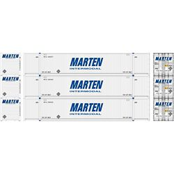 Athearn 17757 N 53' CIMC Container Maten (3)