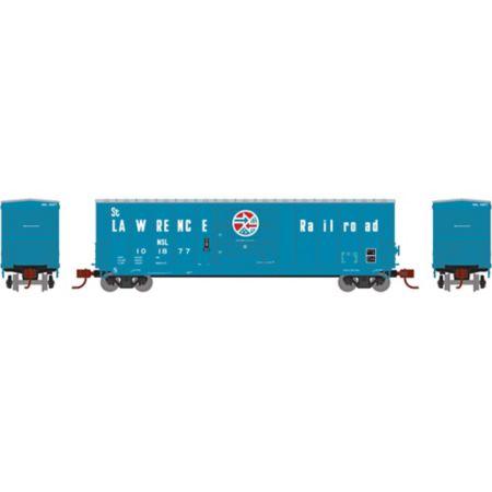 Athearn 2065 N 50' PS 5277 Box, NSL #101877 ATH2065