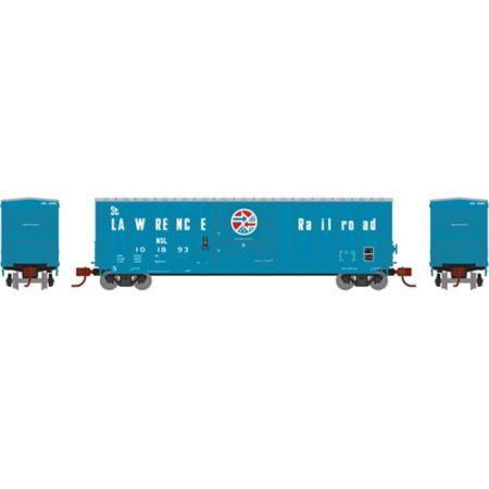 Athearn 2066 N 50' PS 5277 Box, NSL #181893 ATH2066