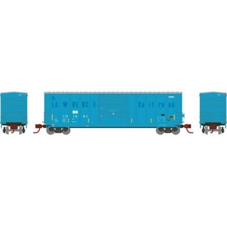 Athearn 2067 N 50' PS 5277 Box, E&LS #101691 ATH2067