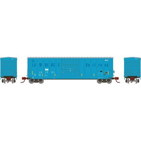 Athearn 2068 N 50' PS 5277 Box, E&LS #101701 ATH2068