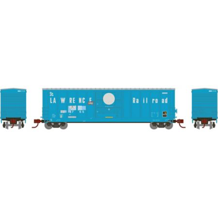 Athearn 2069 N 50' PS 5277 Box, E&LS #101765 ATH2069