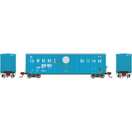 Athearn 2074 N 50' PS 5277 Box, E&LS #101872 ATH2074
