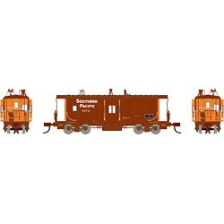 Athearn 23127 N Bay Window Caboose Southern Pacific SP #1974