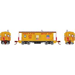 Athearn 23246 N Bay Window Caboose UP/North Platte #401