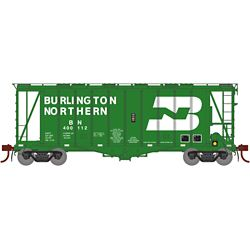 Athearn 23464 N GATC 2600 Airslide Hopper Burlington Northern BN #400112