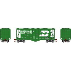 Athearn 23465 N GATC 2600 Airslide Hopper Burlington Northern BN #400114