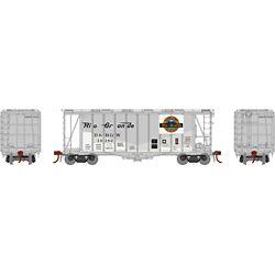 Athearn 23483 N GATC 2600 Airslide Hopper Denver & Rio Grande Western D&RGW #18182