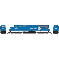 Athearn 3067 N SD70 Conrail CR #2577