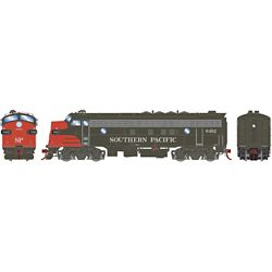 Athearn G19515 HO FP7A w/DCC & Sound Southern Pacific Bloody Nose #6462