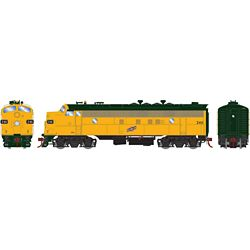 Athearn G19520 HO FP7A w/DCC & Sound Chicago & North Western #246