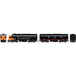 Athearn G19545 HO F7A/F7B w/DCC & Sound Southern Pacific/Freight #6362/ #8248
