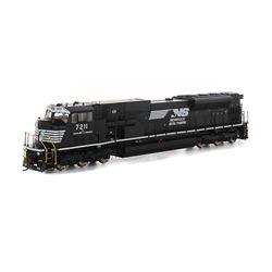 Athearn G27348 HO SD80MAC w/DCC & Sound NS #7211