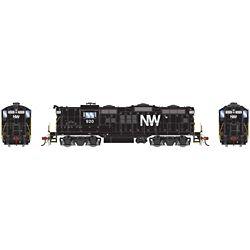 Athearn G30701 HO GP18 w/DCC & Sound Norfork & Western N&W #920