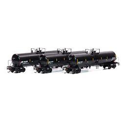 Athearn G40156 HO GATC 20K-Gallon GS Tank Alaska Railroad #1 -3