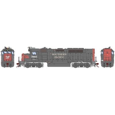 HO GP40P-2 w/DCC & Sound, SP #7601