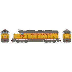 Athearn G65049 HO GP40-2 Union Pacific Union Pacific #908