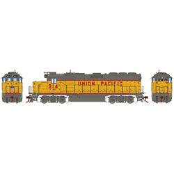 Athearn G65051 HO GP40-2 Union Pacific Union Pacific #914
