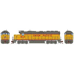 Athearn G65151 HO GP40-2 w/DCC & Sound Union Pacific UP #914