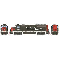 Athearn G65155 HO GP40-2 w/DCC & Sound Southern Pacific SP #7677