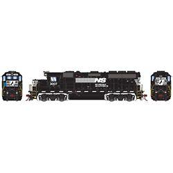 Athearn G65163 HO GP40-2 w/DCC & Sound Norfolk Southern NS #3007