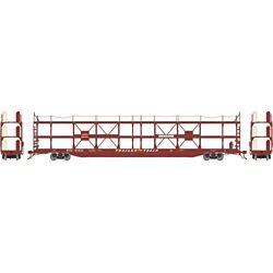 Athearn G69534 HO F89-F Tri-Level Auto Rack Union Pacific #911632
