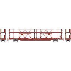 Athearn G69541 HO F89-F Bi-Level Auto Rack Western Pacific WP #910807