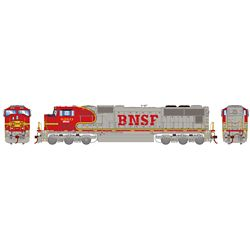 Athearn G70542 HO SD75M BNSF/Warbonnet #8260