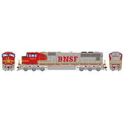 Athearn G70543 HO SD75M BNSF/Warbonnet #8263