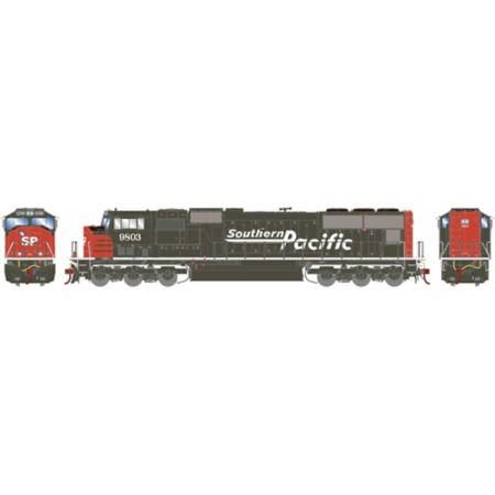 Athearn G70621 HO SD70M w/DCC & Sound Southern Pacific #9803