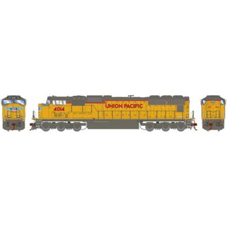 Athearn G70625 HO SD70M w/DCC & Sound, UP #4014 ATHG70625