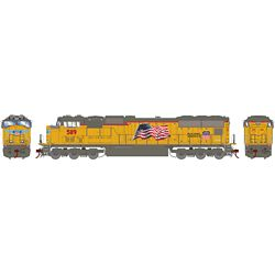 Athearn G70663 HO SD70M w/DCC & Sound Union Pacific UP/Late Flare #5119
