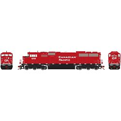 Athearn G75608 HO G2 SD60M Tri-Clops w/DCC & Sound Canadian Pacfic Railway CPR #6258