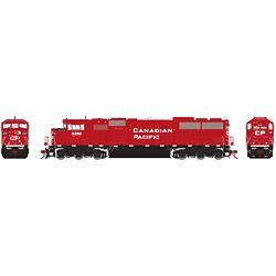 Athearn G75609 HO G2 SD60M Tri-Clops w/DCC & Sound Canadian Pacfic Railway CPR #6260