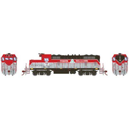 Athearn G78128 HO GP7U, M&E ex BAR #21 ATHG78128