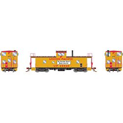 Athearn G78316 HO ICC Caboose w/Lights & Sound, UP #25520