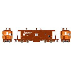Athearn G78337 HO ICC Caboose w/Lights & Sound Southern Pacific SP #1967