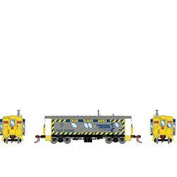 Athearn G78542 HO C-27 ICC Caboose w/Lights CSX/OLS/ORB #903966