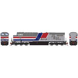 Athearn G83145 HO ES44AC w/DCC & Sound Amtrak #557