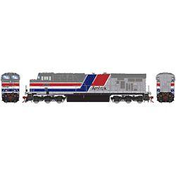 Athearn G83147 HO ES44AC w/DCC & Sound Amtrak #568