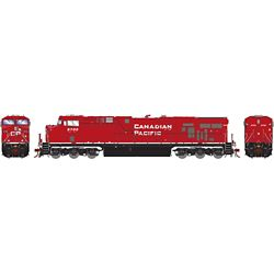 Athearn G83172 HO ES44AC w/DCC & Sound CPR/As Delivered #8700