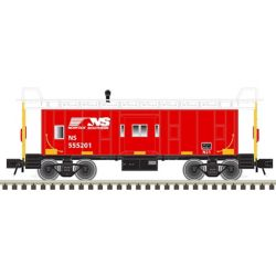 Atlas 2001789 O Trainman Bay Window Caboose NS 2R
