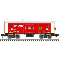 Atlas 2001790 O Trainman Bay Window Caboose NS/Sthn Heritage 2R