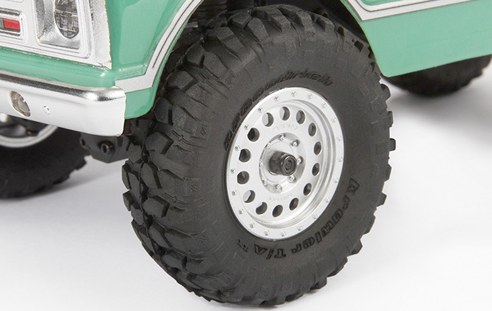 METHOD MR307 HOLE WHEELS & BFGOODRICH® KRAWLER™ T/A® KX TIRES